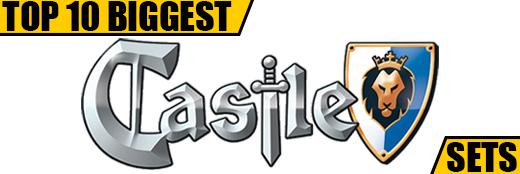 Top 10 Biggest Classic Lego Castles True North Bricks
