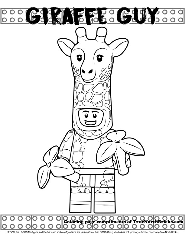 norcor brick coloring book pages - photo#30