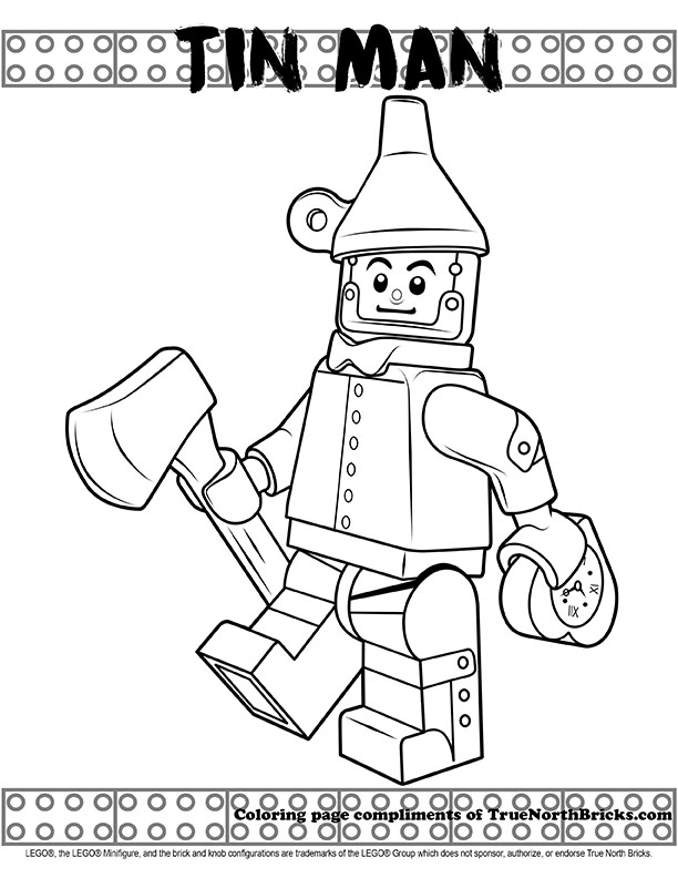 norcor brick coloring book pages - photo#10