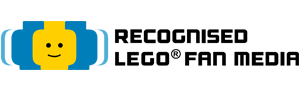 Recognized LEGO Fan Media Site
